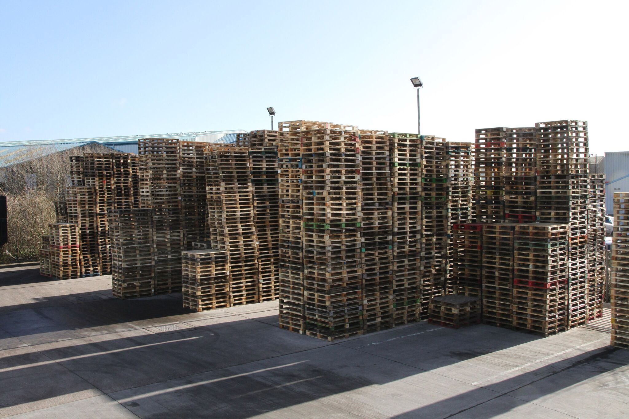 Quality Wooden Pallets For Sale In Birmingham Brookfield Pallets